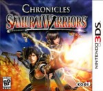 Samurai Warriors: Chronicles cover