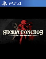Secret Ponchos cover