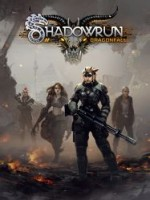 Shadowrun: Dragonfall cover