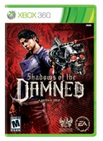 Shadows of the Damnedcover