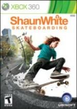 Shaun White Skateboarding cover