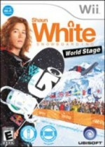 Shaun White Snowboarding: World Stage cover