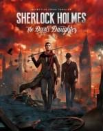 Sherlock Holmes: The Devil's Daughtercover
