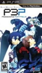 Shin Megami Tensei: Persona 3 Portablecover