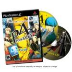 Shin Megami Tensei: Persona 4 cover