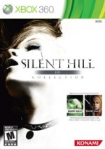 Silent Hill HD Collection cover