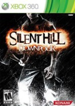 Silent Hill: Downpour cover