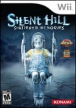 Silent Hill: Shattered Memories cover