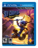 Sly Cooper: Thieves in Time cover