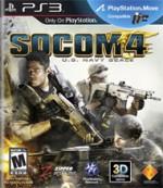 SOCOM 4: U.S. Navy Seals cover