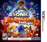 Sonic Boom: Fire & Icecover