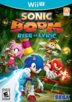 Sonic Boom: Rise of Lyriccover