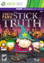 South Park: The Stick of Truthcover