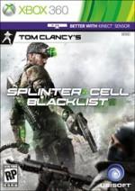 Splinter Cell: Blacklist cover