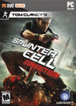 Splinter Cell: Convictioncover