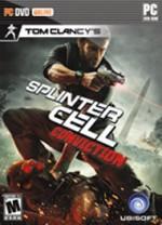 Splinter Cell: Conviction cover