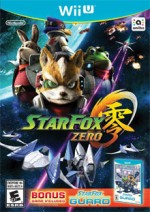 Star Fox Zero cover