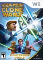 Star Wars Clone Wars: Lightsaber Duels cover
