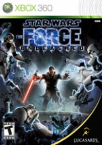 Star Wars: The Force Unleashedcover