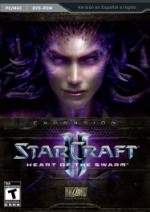 StarCraft II: Heart of the Swarmcover