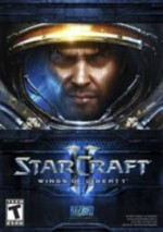 StarCraft II: Wings of Libertycover