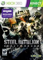 Steel Battalion: Heavy Armor cover