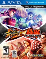 Street Fighter X Tekkencover