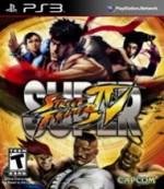 Super Street Fighter IV cover