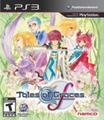 Tales of Graces f cover
