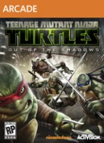 Teenage Mutant Ninja Turtles: Out of the Shadowscover