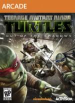 Teenage Mutant Ninja Turtles: Out of the Shadowscover