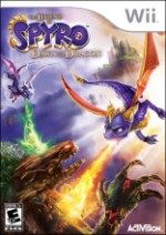 The Legend of Spyro: Dawn of the Dragon cover
