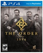 The Order: 1886cover