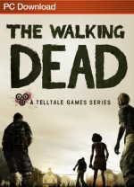 The Walking Dead Episode One: A New Day cover
