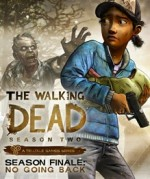 The Walking Dead Season Two - Episode 5: No Going Backcover