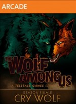 The Wolf Among Us: Episode 5 - Cry Wolf cover