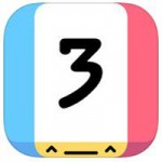 Threes cover