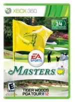 Tiger Woods PGA Tour 12: The Masterscover