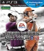 Tiger Woods PGA Tour 13 cover