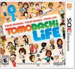 Tomodachi Life cover