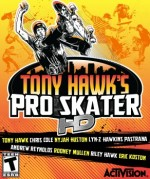 Tony Hawk's Pro Skater HD cover