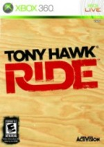 Tony Hawk: Ride cover