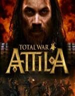 Total War: Attila cover
