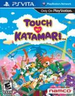 Touch My Katamari cover