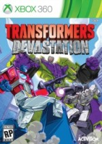 Transformers: Devastation cover