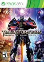 Transformers: Rise of the Dark Spark cover