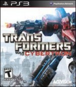 Transformers: War For Cybertroncover