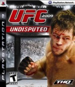 UFC 2009 Undisputed cover