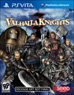Valhalla Knights 3cover