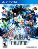 World of Final Fantasycover